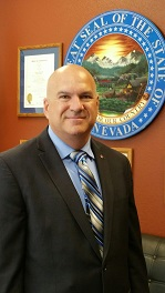 NDOC Director James Dzurenda