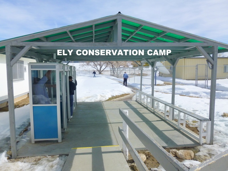 ELY CONSERVATION CAMP