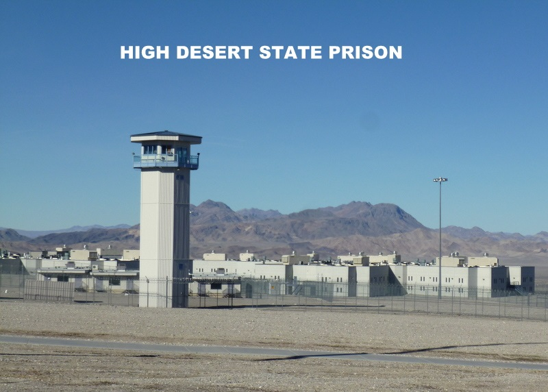 Nevada Department Of Corrections