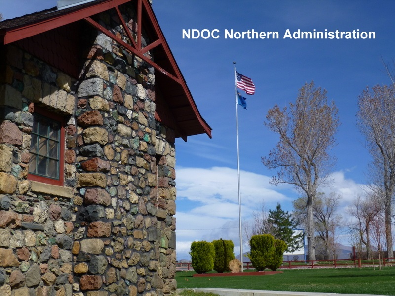 NDOC NOTHERN ADMINISTRATION