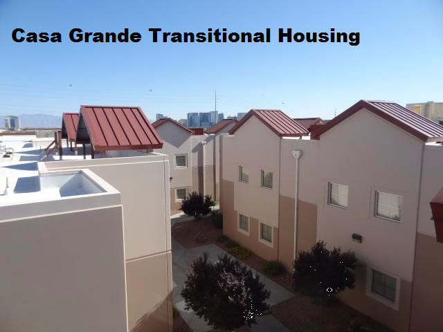 CASA GRANDE TRANSITIONAL HOUSING