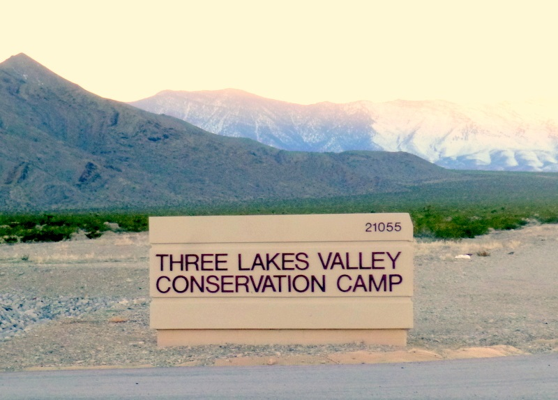 THREE LAKES VALLEY CONSERVATION CAMP